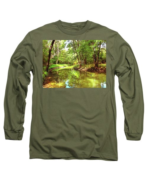 Midsummer Dream Long Sleeve T-Shirt