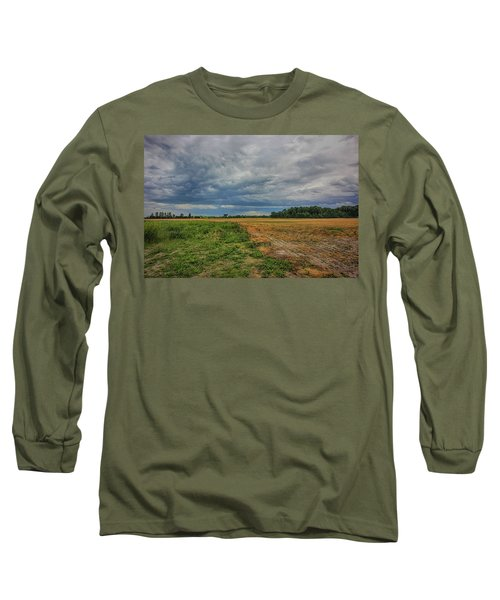 Midwest Weather Long Sleeve T-Shirt