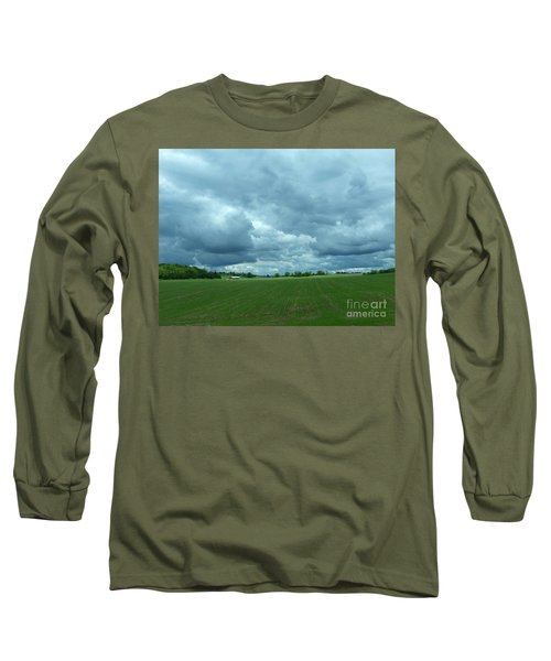 Midwestern Sky Long Sleeve T-Shirt