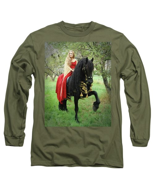 Mighty Step Long Sleeve T-Shirt