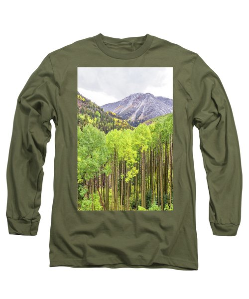 Miguel County Colorado Long Sleeve T-Shirt