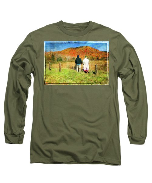 Mike And Lisa Long Sleeve T-Shirt