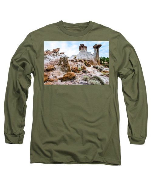 Mikoshika State Park Long Sleeve T-Shirt