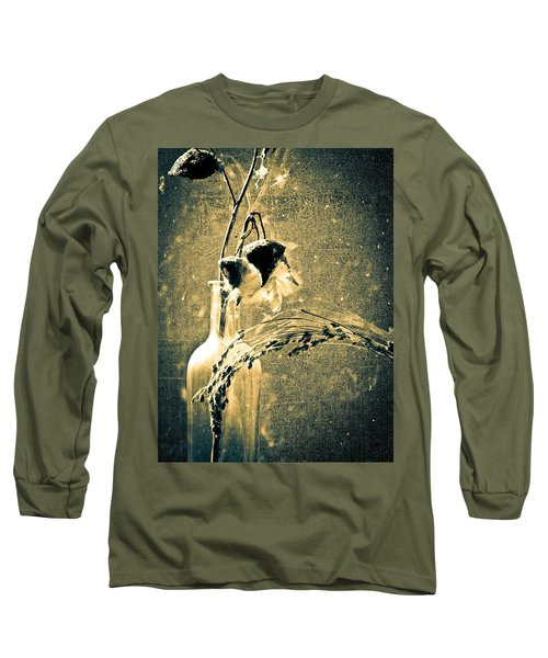 Milk Weed And Hay Long Sleeve T-Shirt