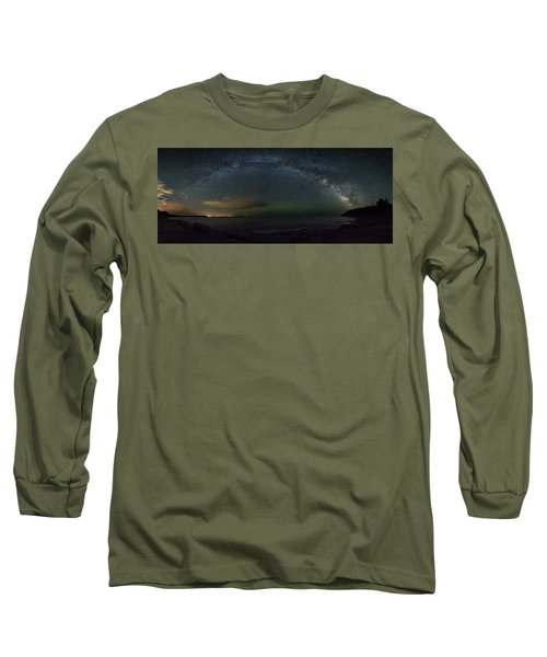 Milky Way Arch Long Sleeve T-Shirt