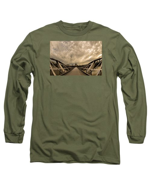 Millennium Bridge Long Sleeve T-Shirt