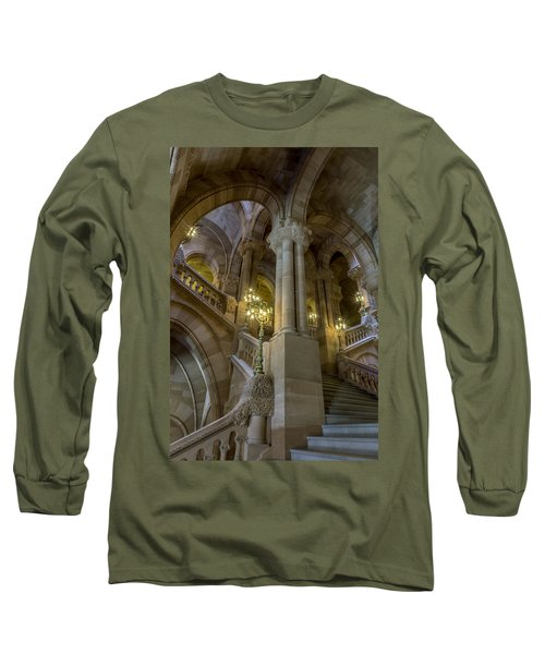 Million Dollar Staircase Long Sleeve T-Shirt