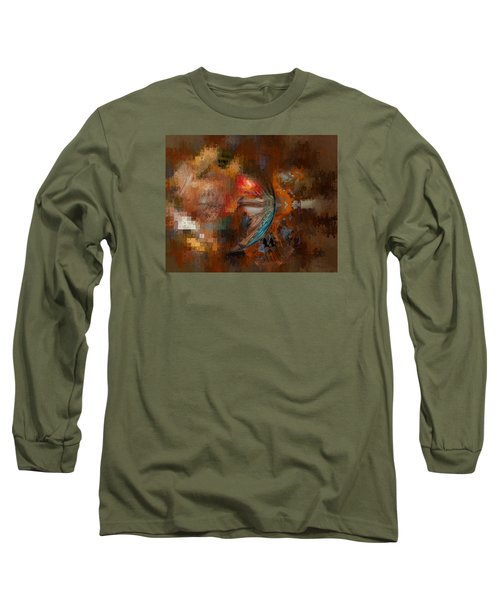 Minds Eye Long Sleeve T-Shirt