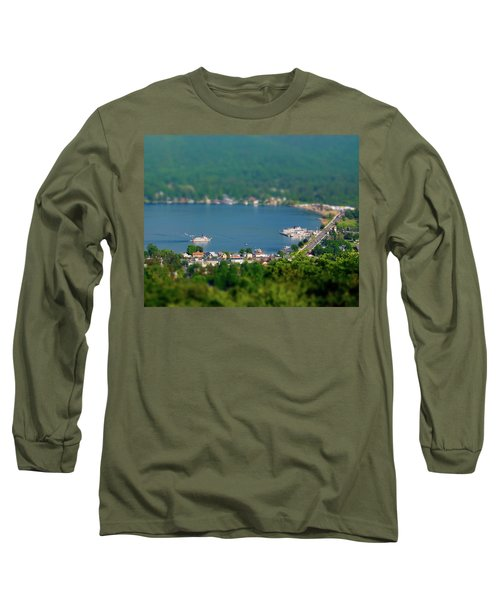Mini-ha-ha Long Sleeve T-Shirt