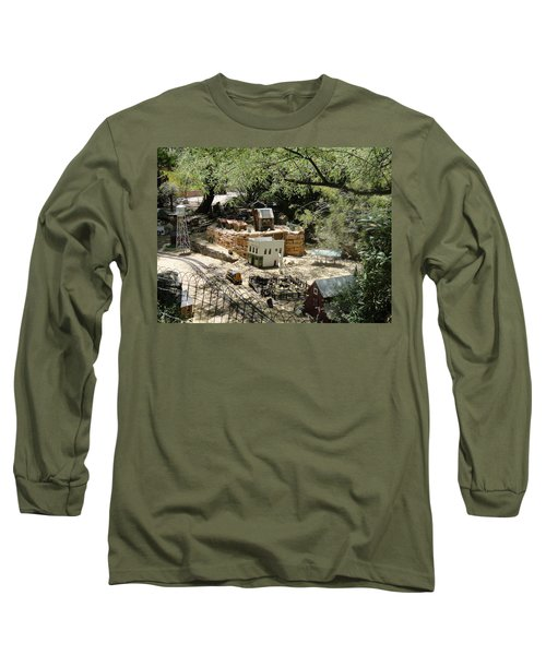 Mini Town Long Sleeve T-Shirt