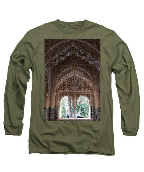 Mirador De Daraxa Long Sleeve T-Shirt