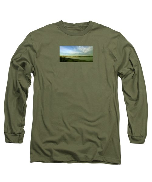 Mirror Calm Long Sleeve T-Shirt