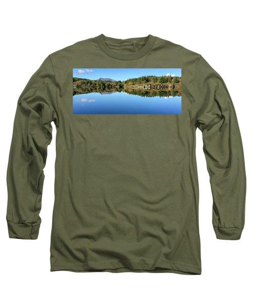 Mirror, Mirror Long Sleeve T-Shirt