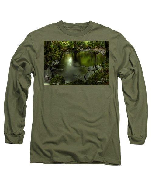 Mirror Pool Long Sleeve T-Shirt