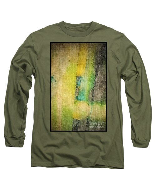 Mirror Long Sleeve T-Shirt by William Wyckoff