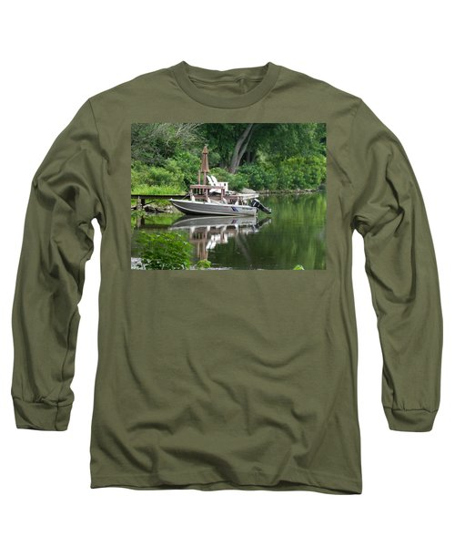 Mirrored Journey Long Sleeve T-Shirt