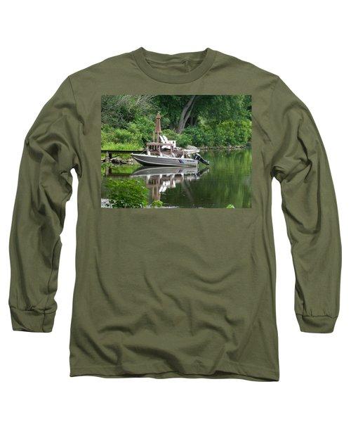 Mirrored Journey Long Sleeve T-Shirt