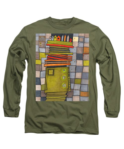 Misconstrued Housing Long Sleeve T-Shirt