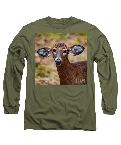 Miss Deer 1 Long Sleeve T-Shirt