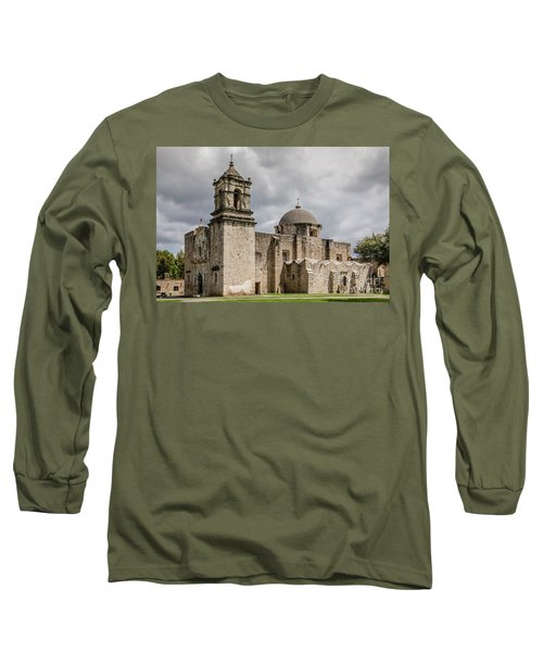 Mission San Jose - 1352 Long Sleeve T-Shirt