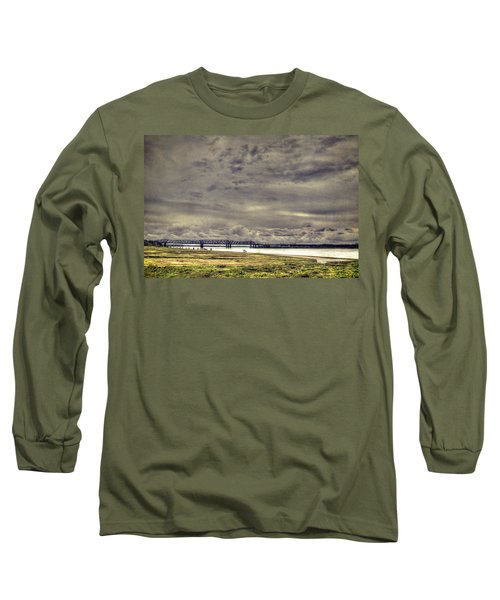 Mississipi River Long Sleeve T-Shirt
