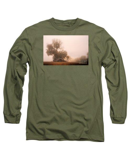 Missouri Bottoms Indian Summer Long Sleeve T-Shirt by William Fields