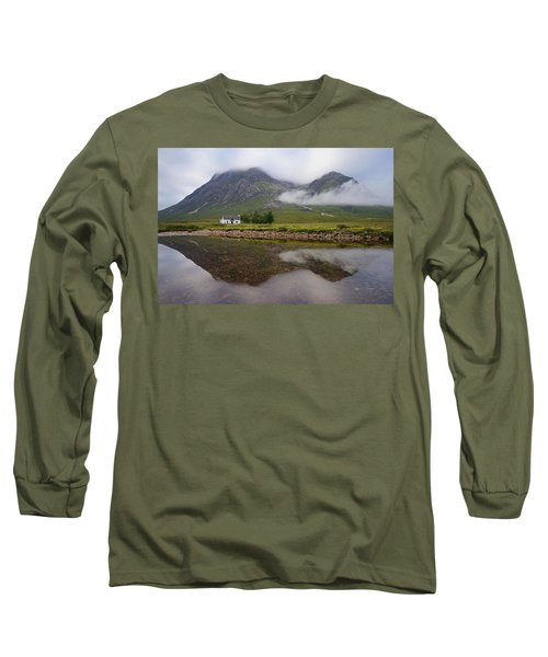 Mist At Lagangarbh Long Sleeve T-Shirt