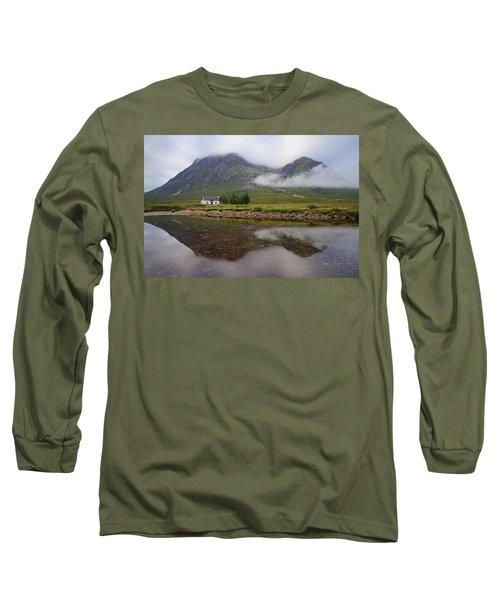 Mist At Lagangarbh Long Sleeve T-Shirt