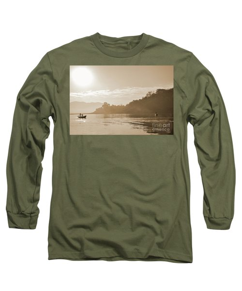 Misty Morning 2 Long Sleeve T-Shirt