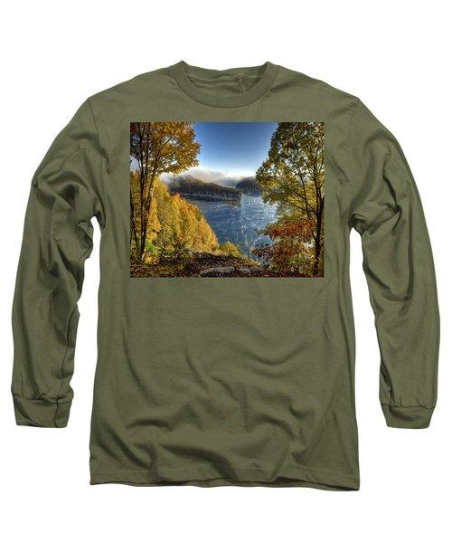 Misty Morning Long Sleeve T-Shirt