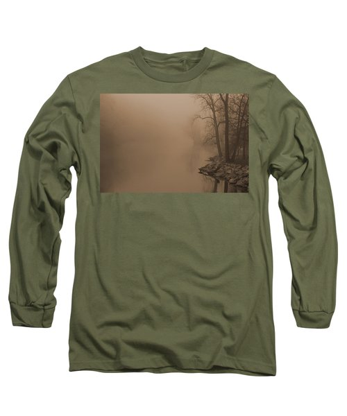 Misty River - Vintage  Long Sleeve T-Shirt