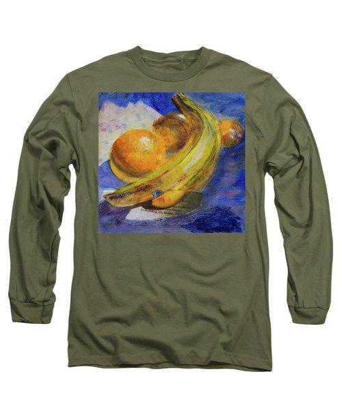 Mixed Fruit Long Sleeve T-Shirt