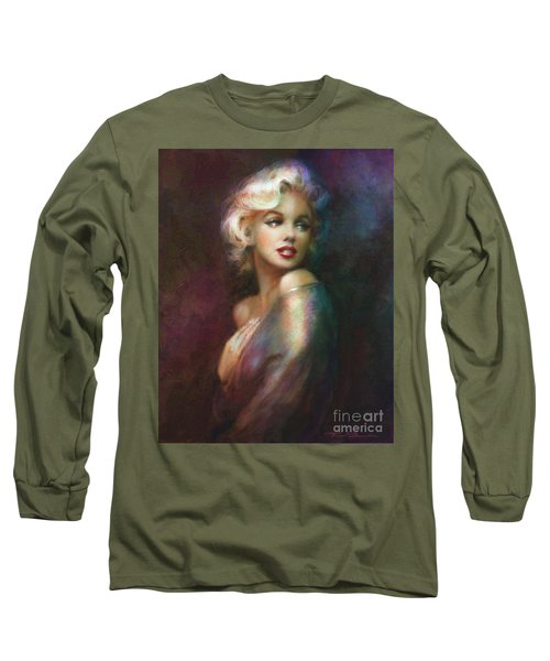 Mm Ww Colour Long Sleeve T-Shirt
