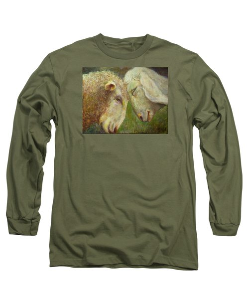 Moments Of Tenderness Long Sleeve T-Shirt