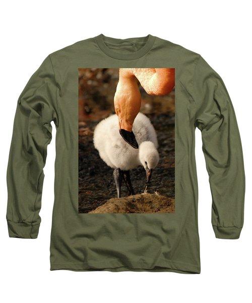 Mommy Love Long Sleeve T-Shirt