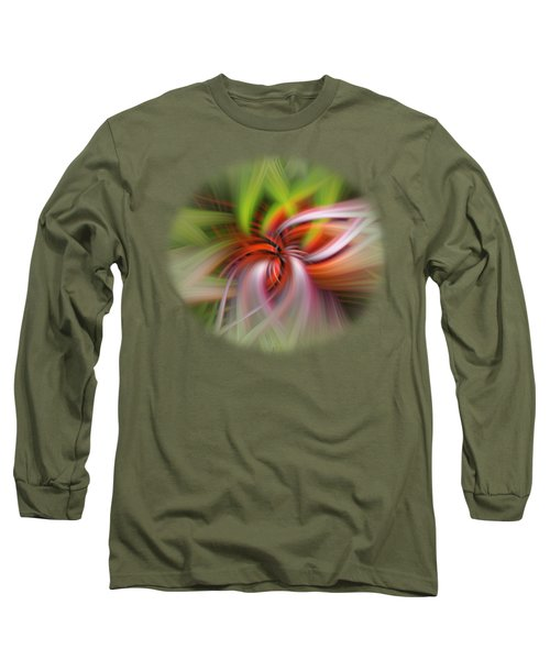 Monarch In Motion Long Sleeve T-Shirt