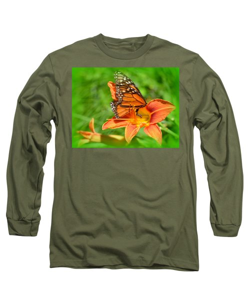 Monarch Minutes Long Sleeve T-Shirt