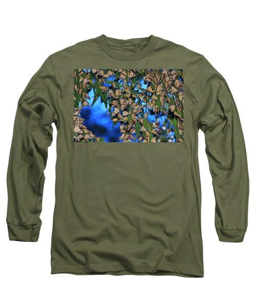 Monarchs Long Sleeve T-Shirt