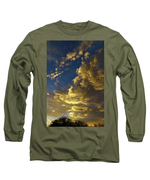 Monsoon Warmth Long Sleeve T-Shirt