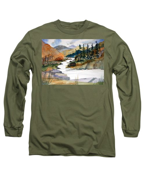 Montana Canyon Long Sleeve T-Shirt
