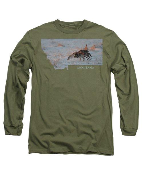 Montana Sharpie Long Sleeve T-Shirt