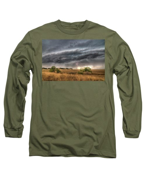 Montana Storm Long Sleeve T-Shirt