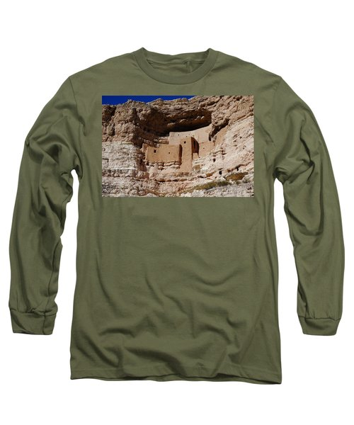 Montezuma Castle Long Sleeve T-Shirt