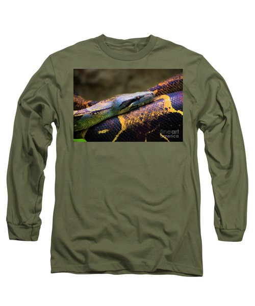 Don't Wear This Boa Long Sleeve T-Shirt