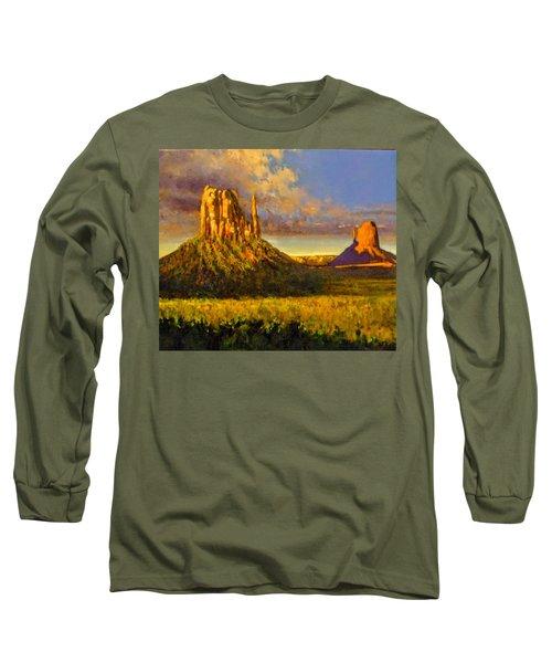 Monument Passage Long Sleeve T-Shirt