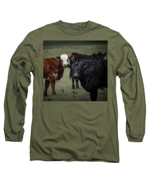 Moo Long Sleeve T-Shirt