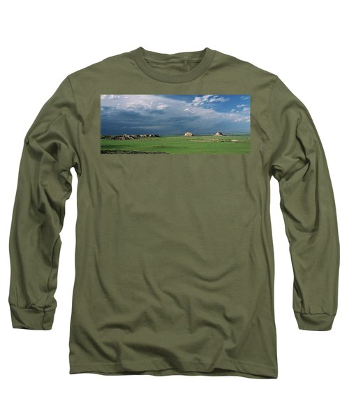 Moody-buttes Long Sleeve T-Shirt