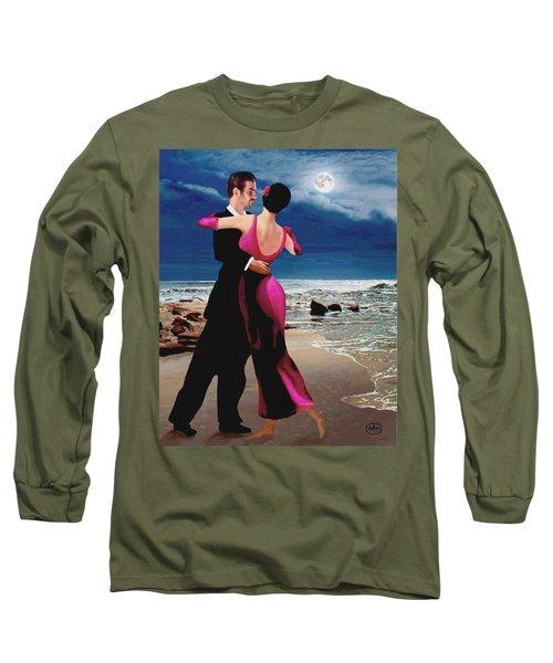 Moonlight Dance Long Sleeve T-Shirt