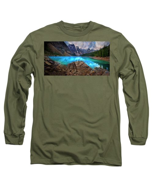 Moraine Lake Long Sleeve T-Shirt