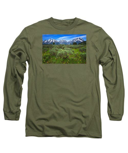 Moran Meadows Long Sleeve T-Shirt